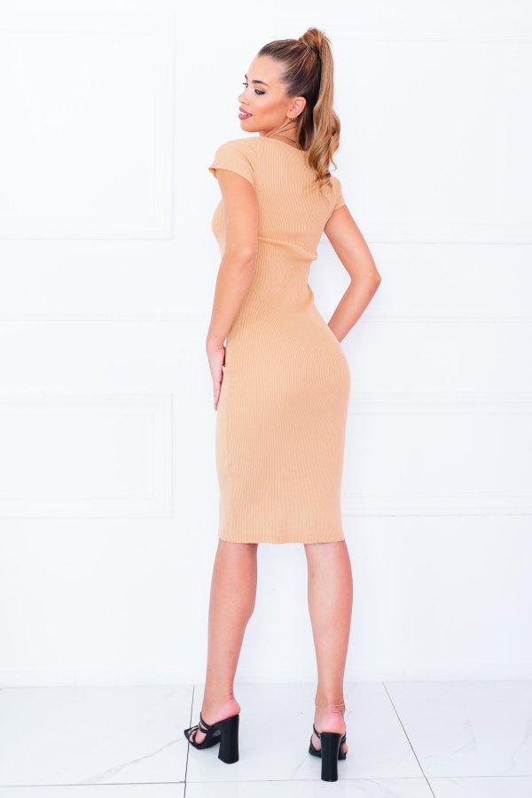 ΦΟΡΕΜΑΤΑ SALES Eday ριπ φόρεμα μπεζ