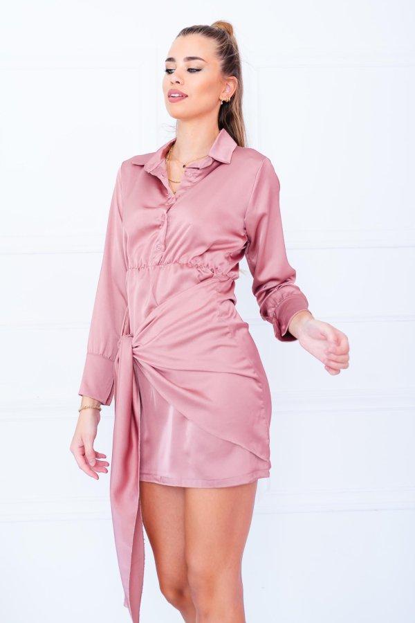 ΦΟΡΕΜΑΤΑ SALES Estrada φόρεμα dusty pink