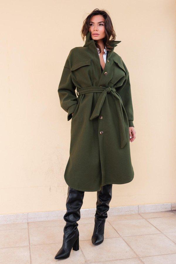 ΠΑΛΤΟ America παλτό χακί
