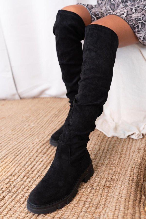 ΠΑΠΟΥΤΣΙΑ Dardanella μπότες μαύρο