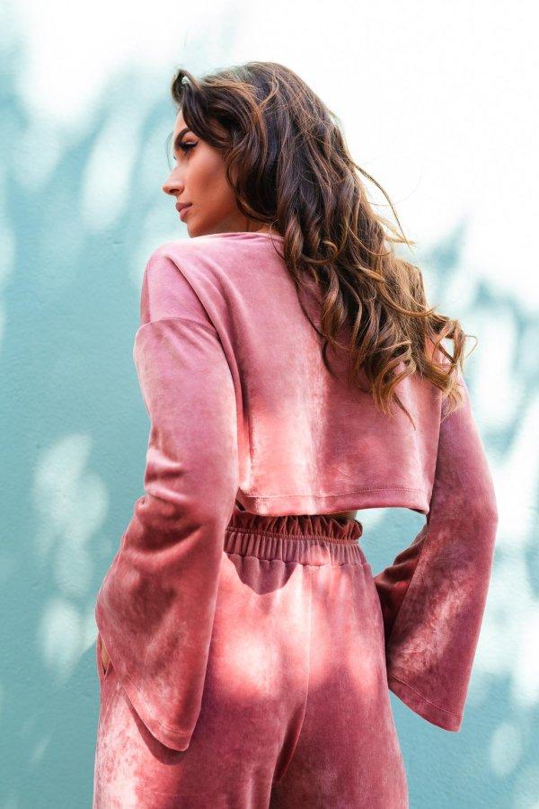 ΣΕΤ Glossy σετ dusty pink