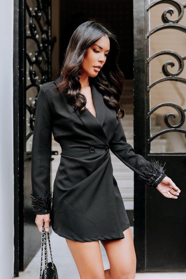 ΦΟΡΕΜΑΤΑ Gigi φόρεμα μαύρο
